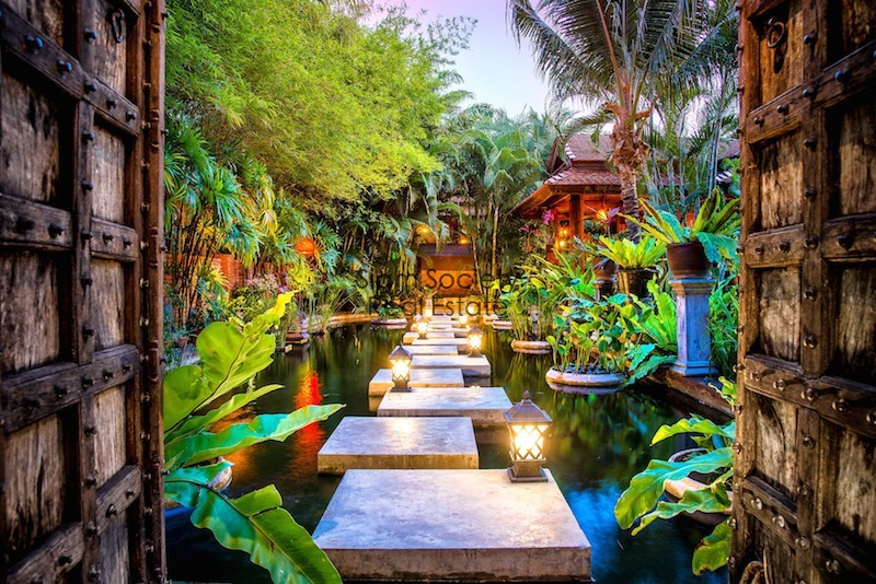 Luxury Resort Style Home On Hua Hin Golf Course For Sale