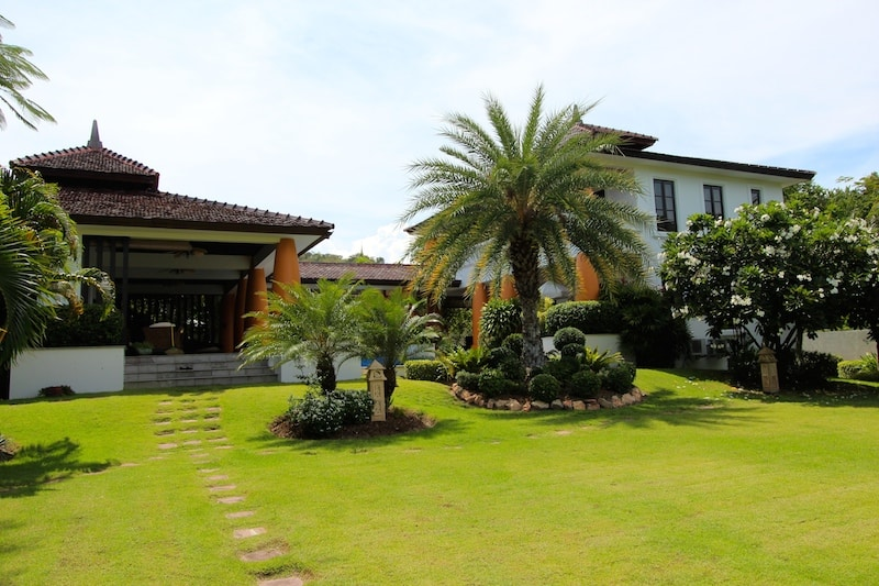 Bali Home For Sale - Garden View