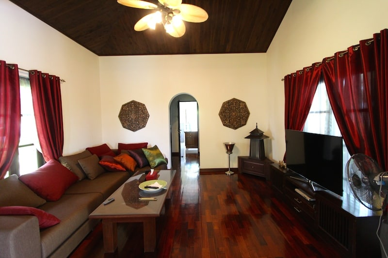 Bali Home For Sale - Living Room