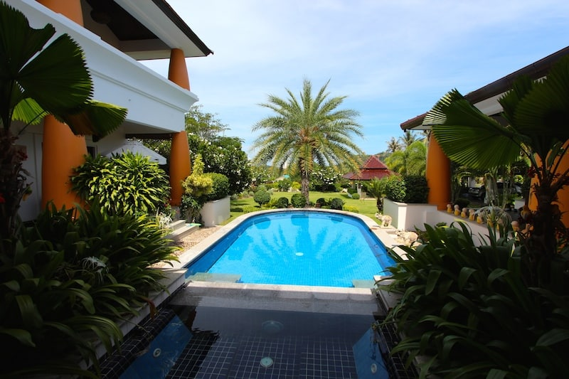 Bali Home For Sale - Pool & Jacuzzi