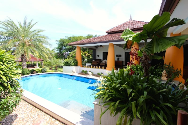Bali Home For Sale - Pool & Terrace