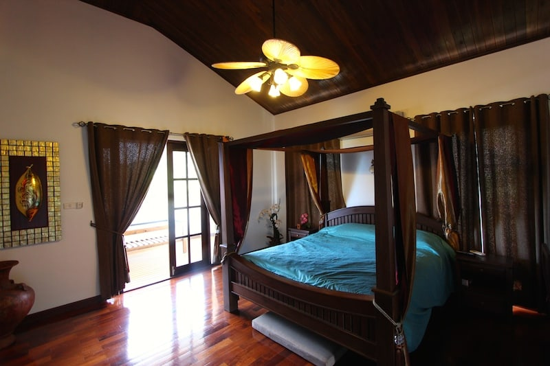 Bali Home For Sale - Master Bedroom