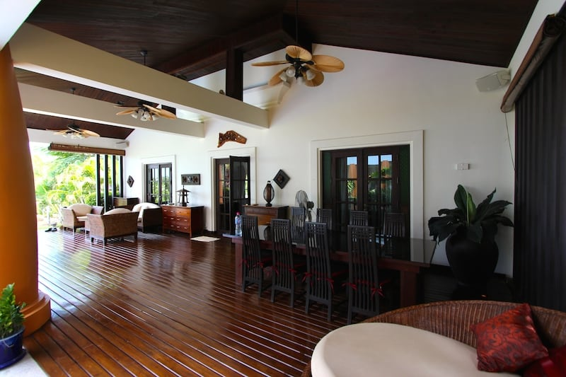 Bali Home For Sale - Main Living Room Terrace