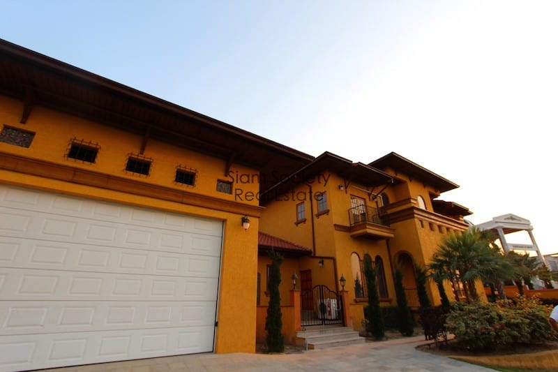 CENTRAL HUA HIN TUSCAN STYLE HOME FOR SALE