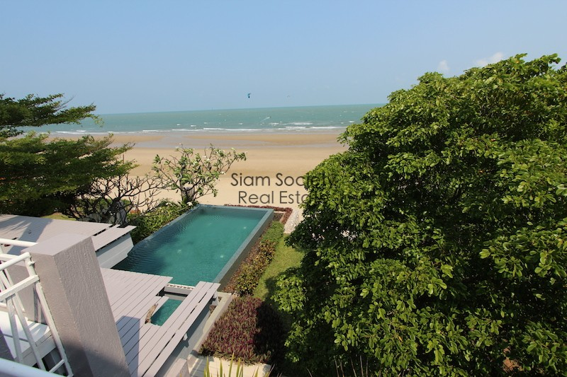 Pranburi Beachfront Home For Sale