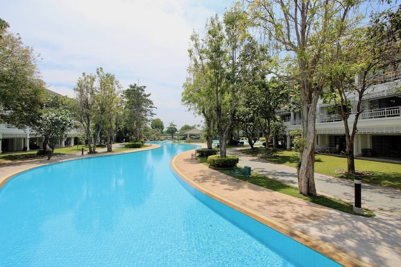 Baan Sa Suan Kao Takieb for Rent