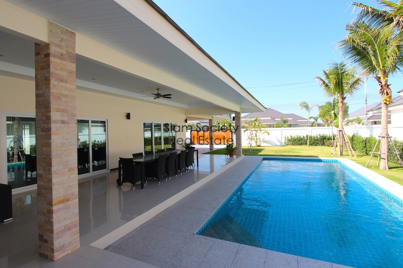 Hua Hin house for rent Palm Villas