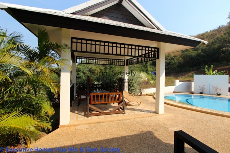 Pool Terrace Sala for relaxing and entertaining