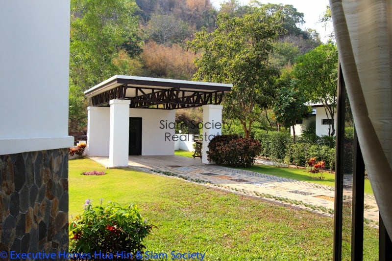 Elevated Hua Hin Home with sea views for sale