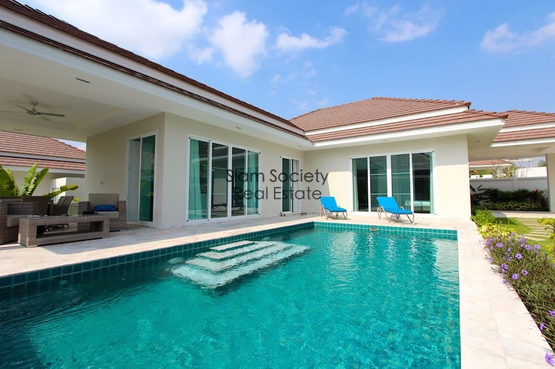 Hua Hin property for rent Siam Society