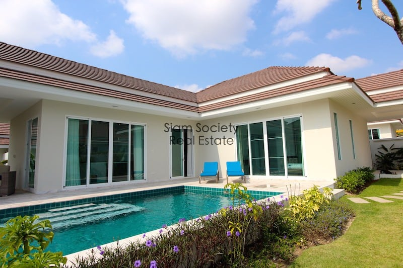 Siam Society house for rent