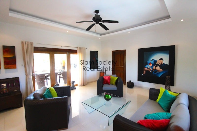 luxury golf course home for sale hua hin