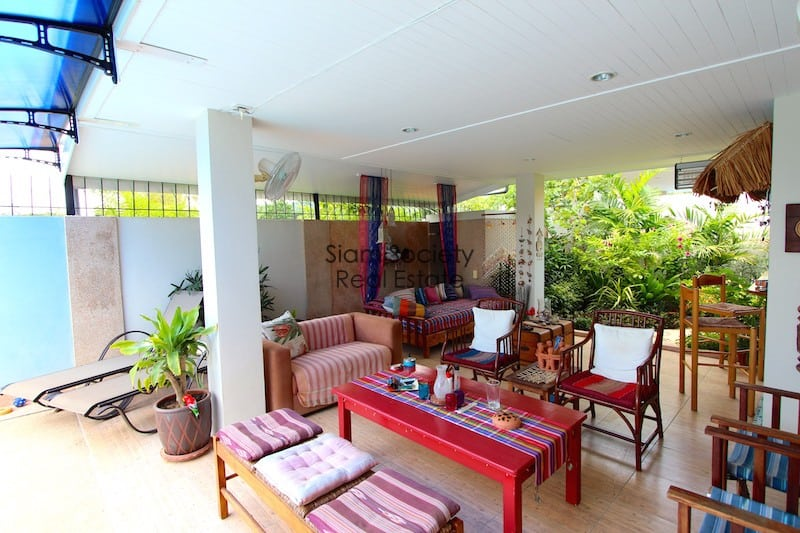 Kao Kalok pool villa for sale near beach