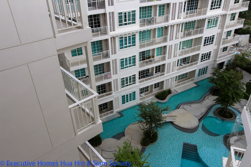 Summer Condo For Rent In Kao Takieb