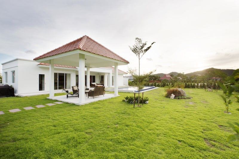 Siam Society property for rent near Black Mountain
