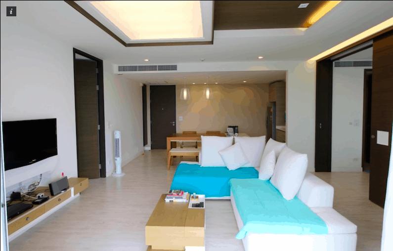 Beach Condos For Rent In Hua Hin Thailand_1