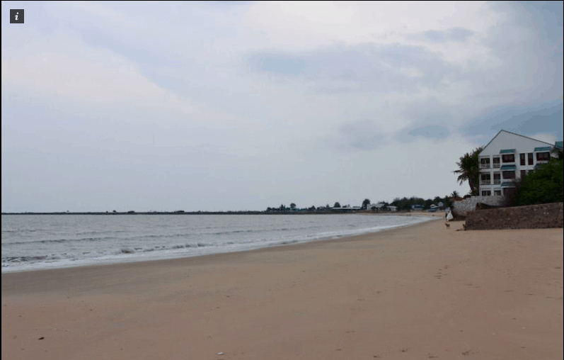 Beachfront land for sale in Hua Hin_1