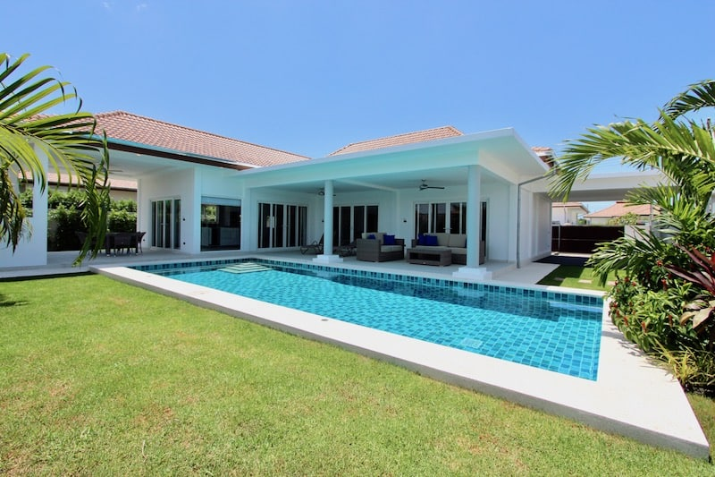 Mali Residence Homes For Sale In Hua Hin Thailand