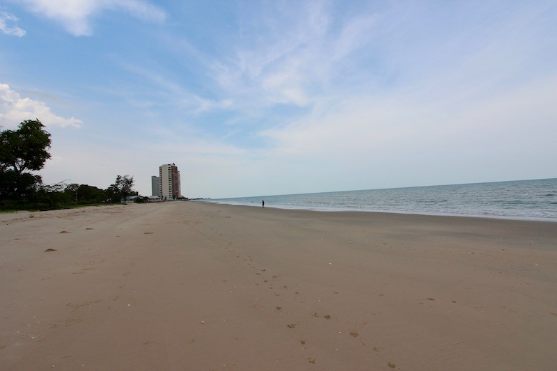 Cha Am Beachfront Land for Sale