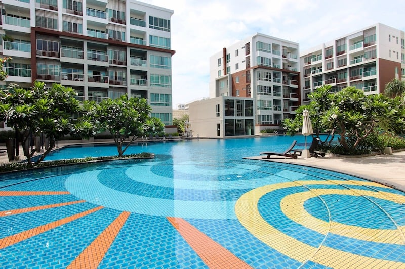 Kao Takieb Studio Condo For Rent