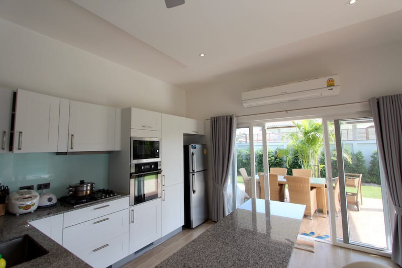 Orchid Palm Home For Rent In Hua Hin