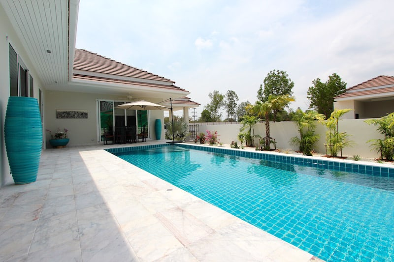 New Red Mountain Homes For Sale In Hua Hin Thailand