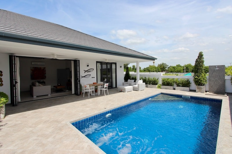 Sunset Valley Homes For Sale In Hua Hin Thailand