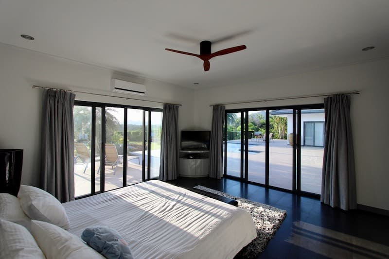 Brand New Ultra-Modern Smart Home For Sale In Hua Hin Thailand