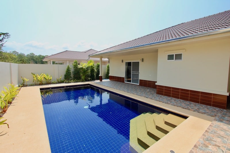 3 bed beach villa sales near beach | Pranburi Real Estate | Kao Kalok Homes For Sale | Hua Hin Real Estate Sales