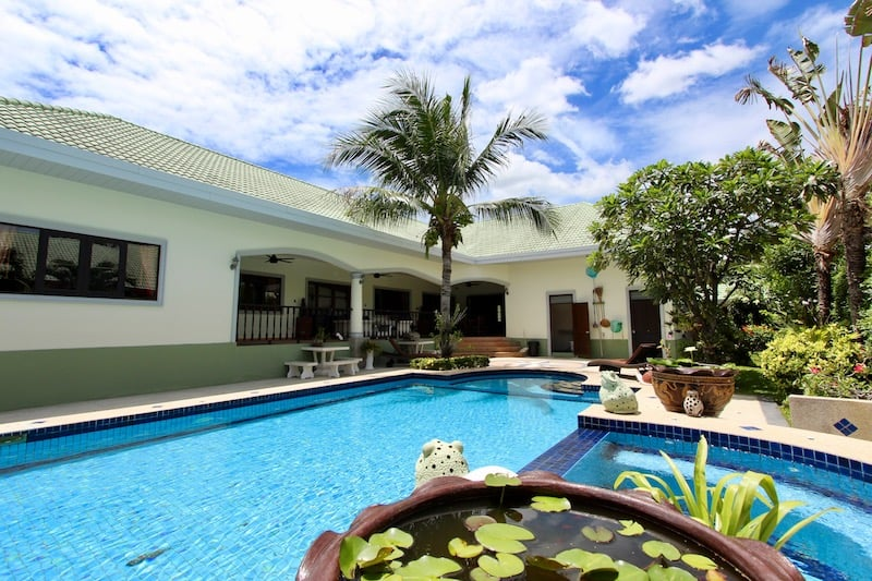 Hua Hin Homes For Sale