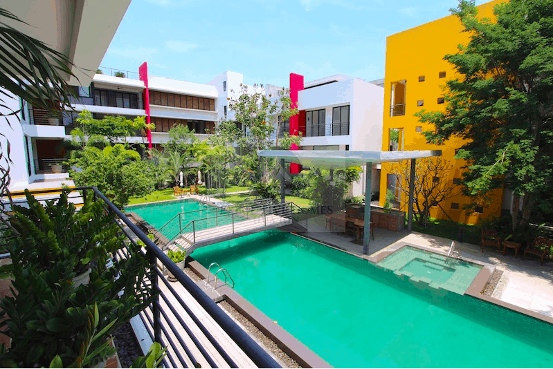Nice Condo For Rent In Central Hua Hin Near Beach