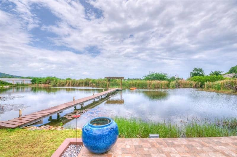 Lake House For Sale In Hua Hin Thailand