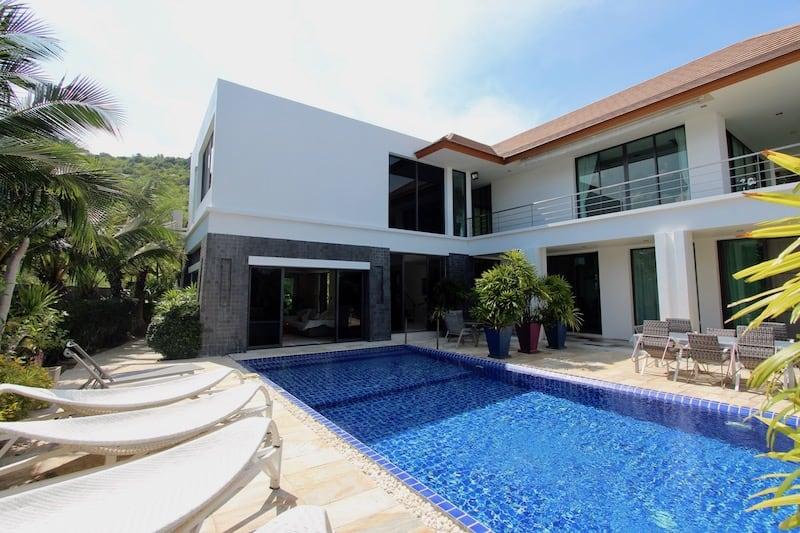 Phu Montra House For Sale Hua Hin