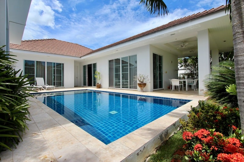 West Hua Hin House For Rent