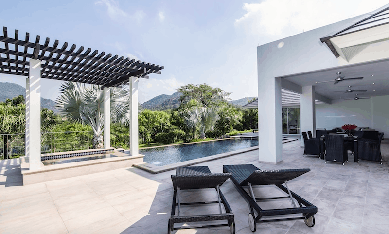 Luxury Villas For Sale In Hua Hin Thailand