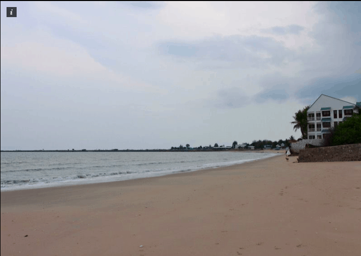Beach Land For Sale In Hua Hin1