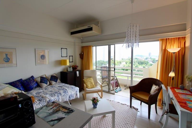 Studio Condo For Rent In Central Hua Hin