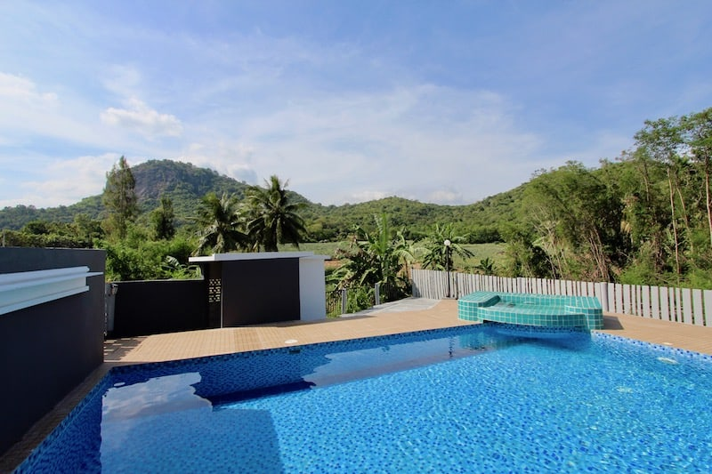 land plot with mountain views | Hua Hin Home for Sale with Views