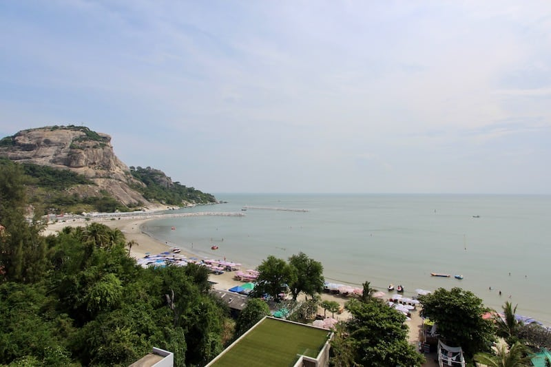 STUDIO CONDO FOR SALE IN HUA HIN ON BEACH
