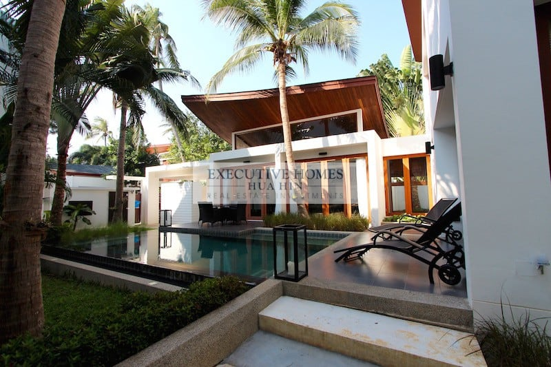 Beach Homes For Sale In Hua Hin Pranburi Thailand