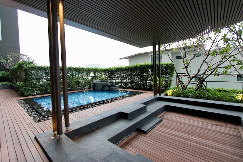 Central Hua Hin 2 Bedroom Condo For rent