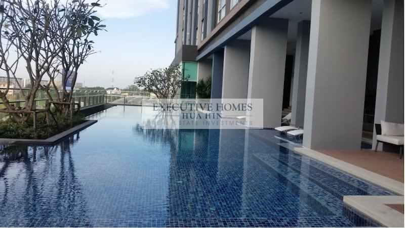 Sea View Hua Hin Condo for Rent
