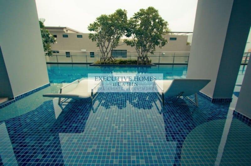 Hua Hin Condo for Rent Town Center