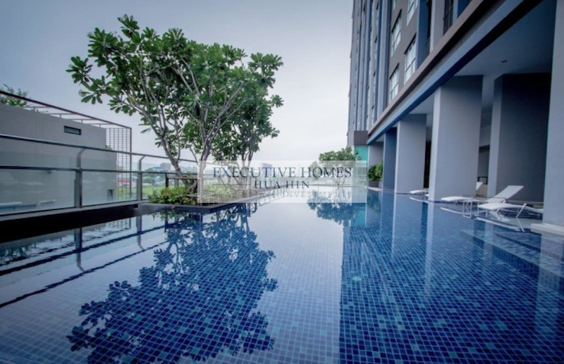 Hua Hin Studio Condo for Rent
