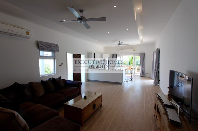 Brand New Orchid Palm Homes House For Sale In Hua Hin