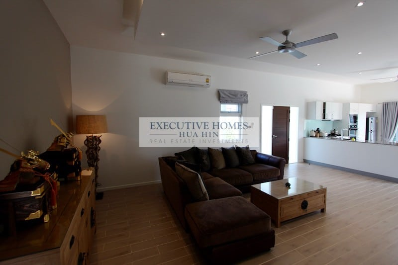 Brand New Orchid Palm Homes House For Rent & Sale In Hua Hin