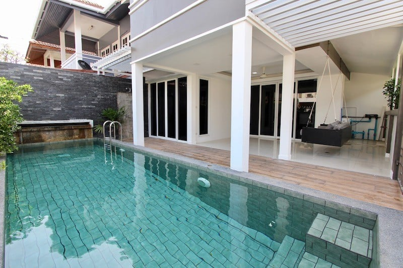 Central Hua Hin House For Rent
