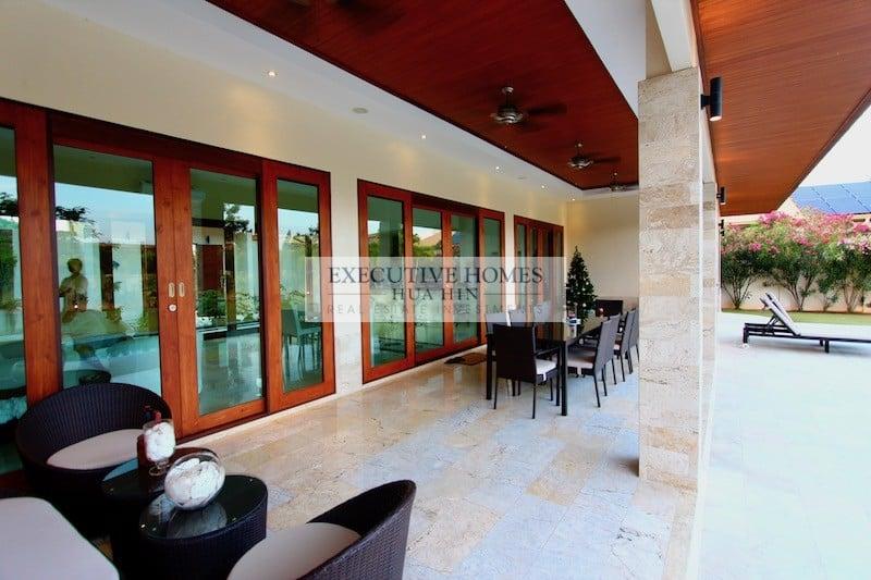 Executive Homes Hua Hin Real Estate For Sale
