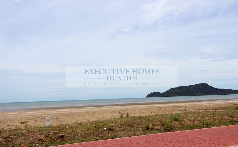 Beachfront Land For Sale In Hua Hin Dolphin Bay | Hua Hin Property & Land Listings For Sale | Hua Hin Beachfront Properties For Sale | Hua Hin Real Estate Listings For Sale
