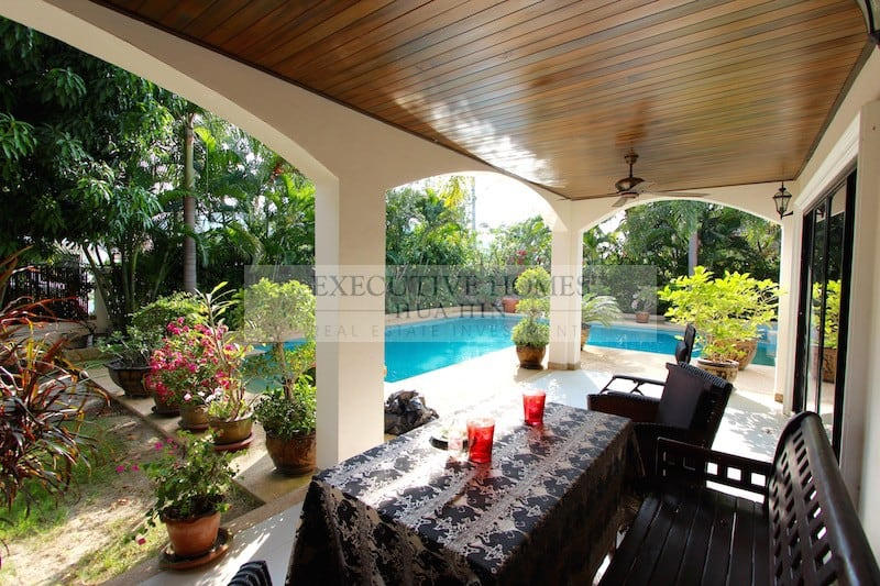 Central Hua Hin Home For Sale | Hua Hin Real Estate Listing Agency | Hua Hin Property Agents & Real Estate Listings For Sale & Rent